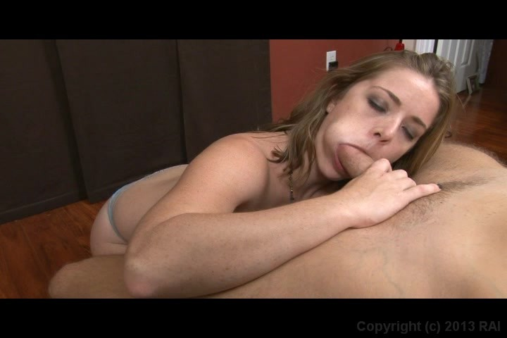 Super Hot Teen Gets Facial