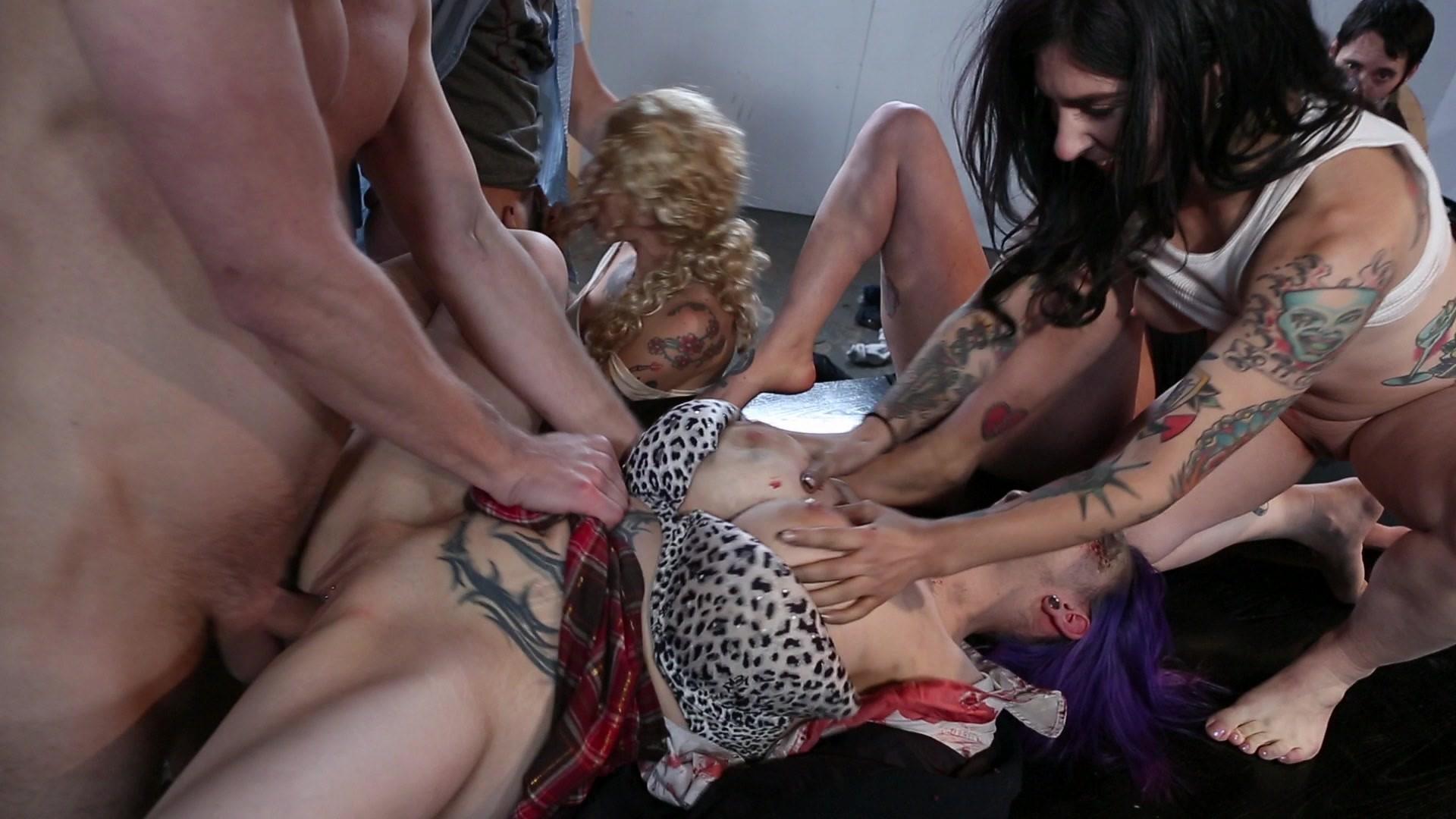Hardcore Sex Scene In Serbia Image