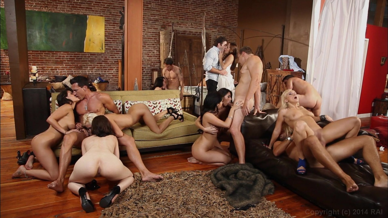 Muser orgy
