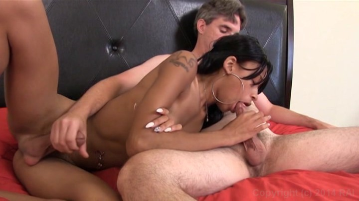 Making love to a tranny
