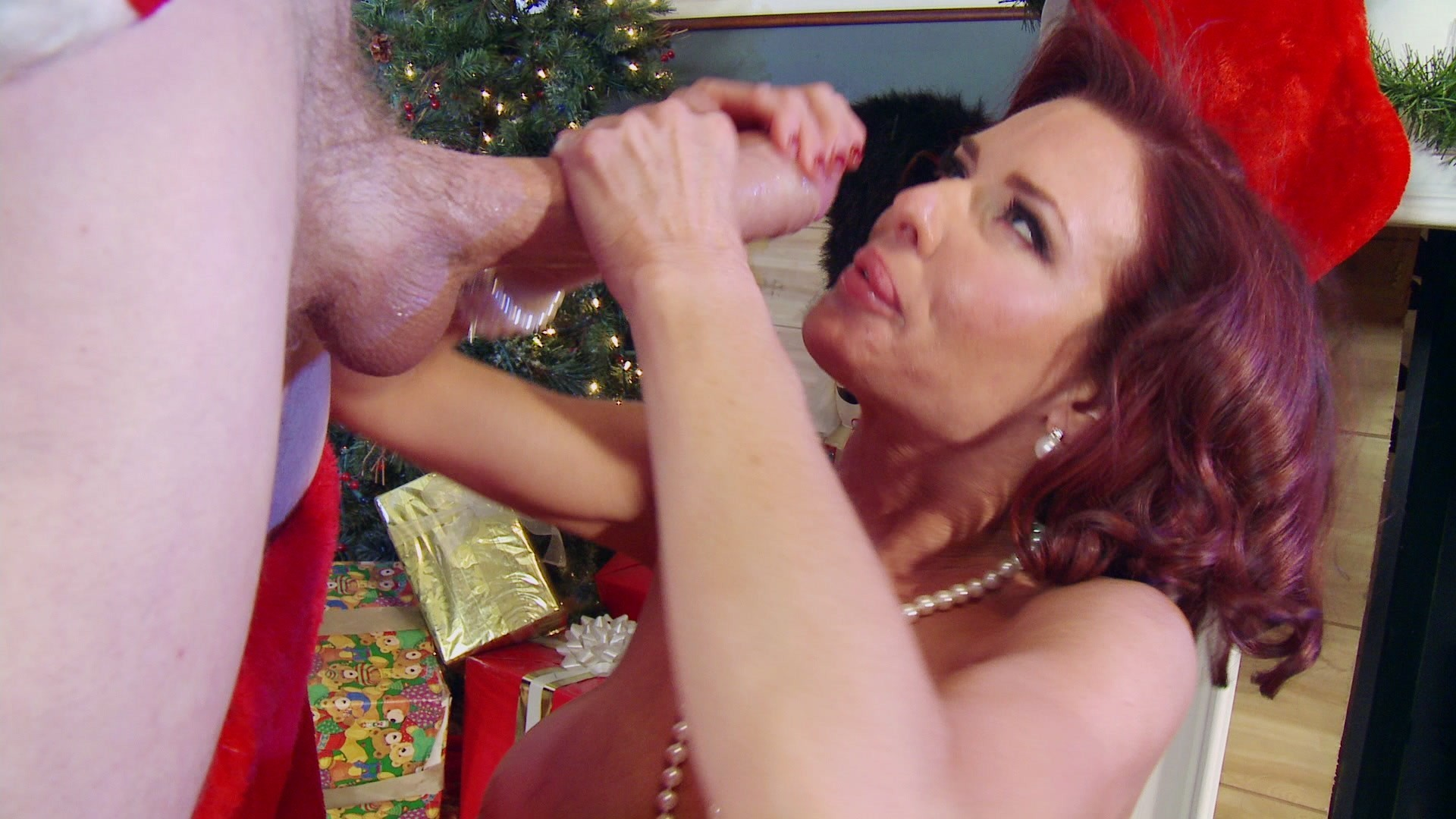 Free Video Preview Image 2 From Very Brazzers Christmas 2 A