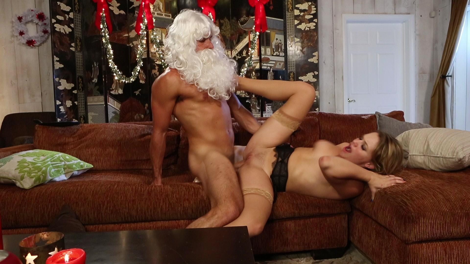 Fucking female santa