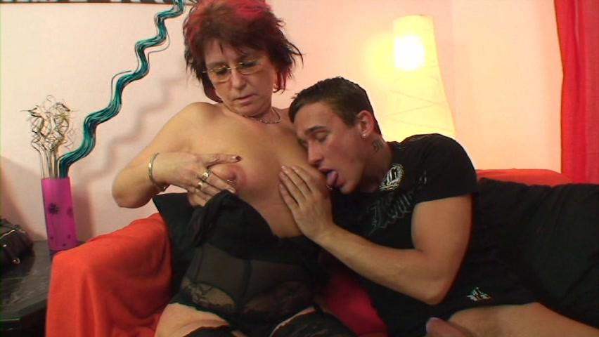 Behind The Scenes Granny Porn - Free Video Preview image 1 from Granny Porn