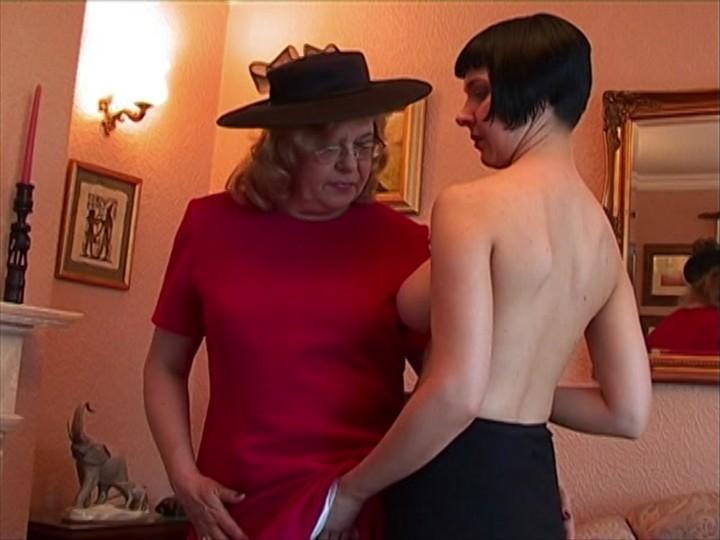 Lesbian Spanking Tube
