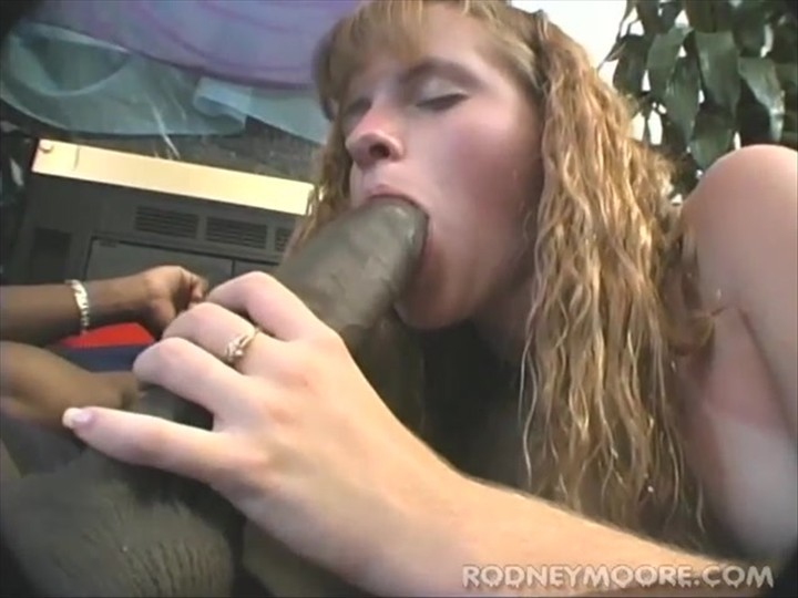 Molly rome taking two black cocks 1