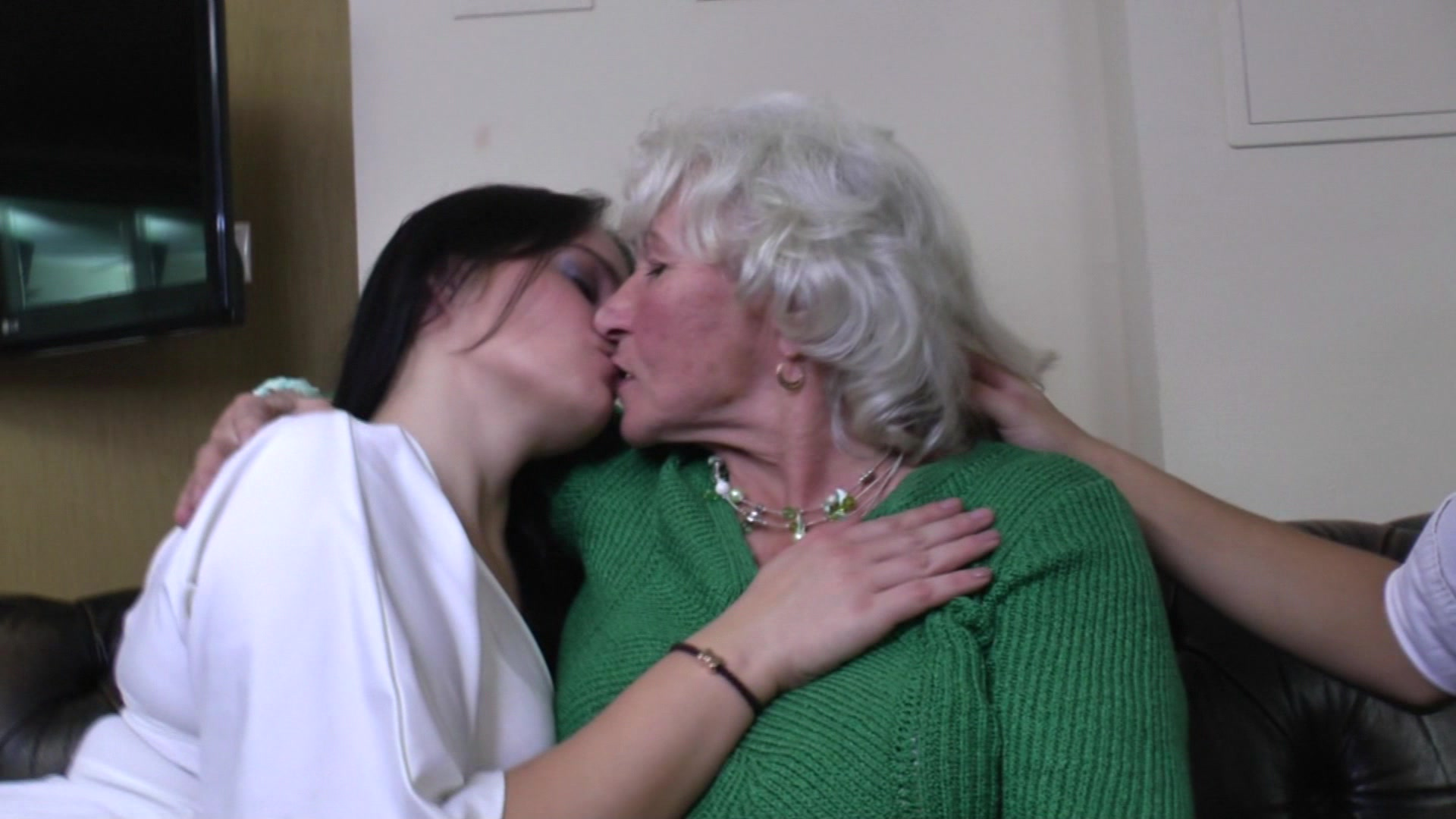 Blind slam poet lesbian grandmother