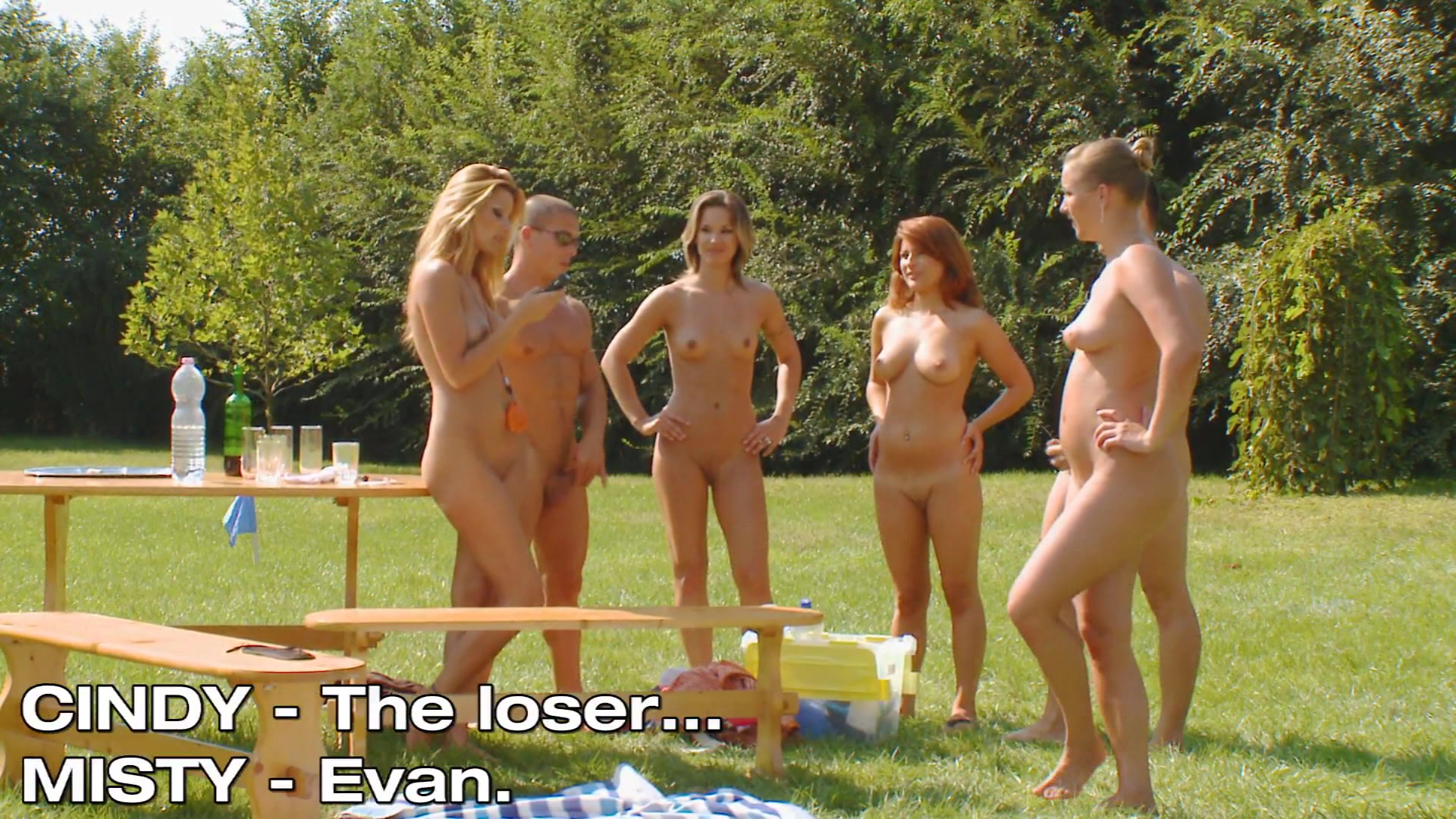 Sexy Outdoor Ball Swingers  Group Sex Games  Sugarinstant-6296