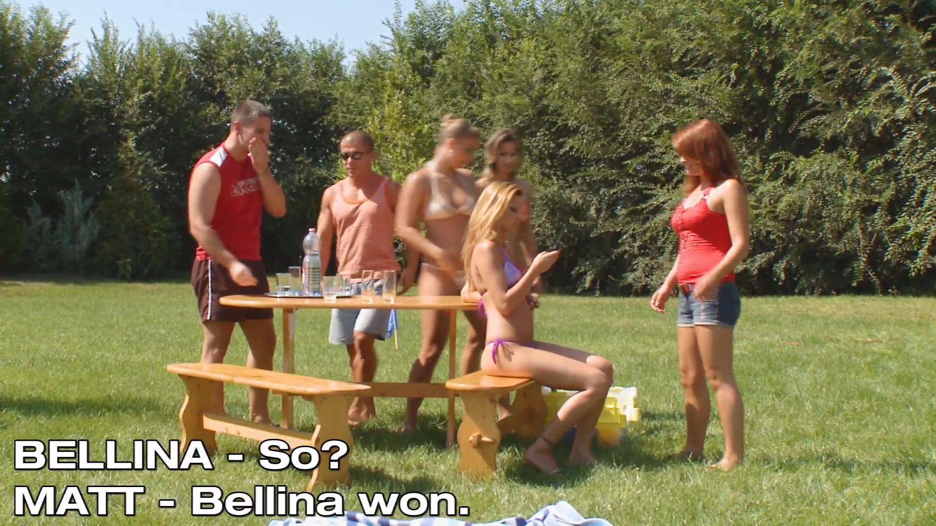 Outdoor Sex Games