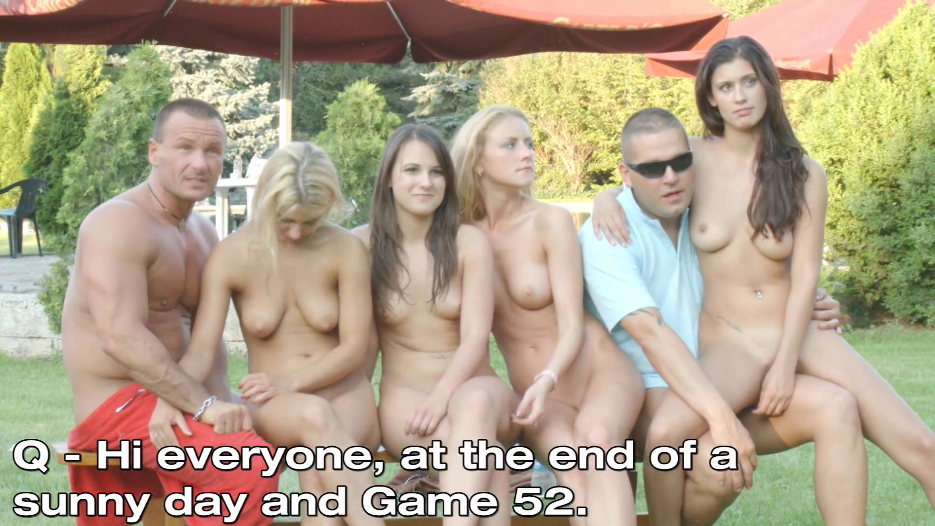 Outdoor Pleasure Games 2  Group Sex Games  Sugarinstant-9338
