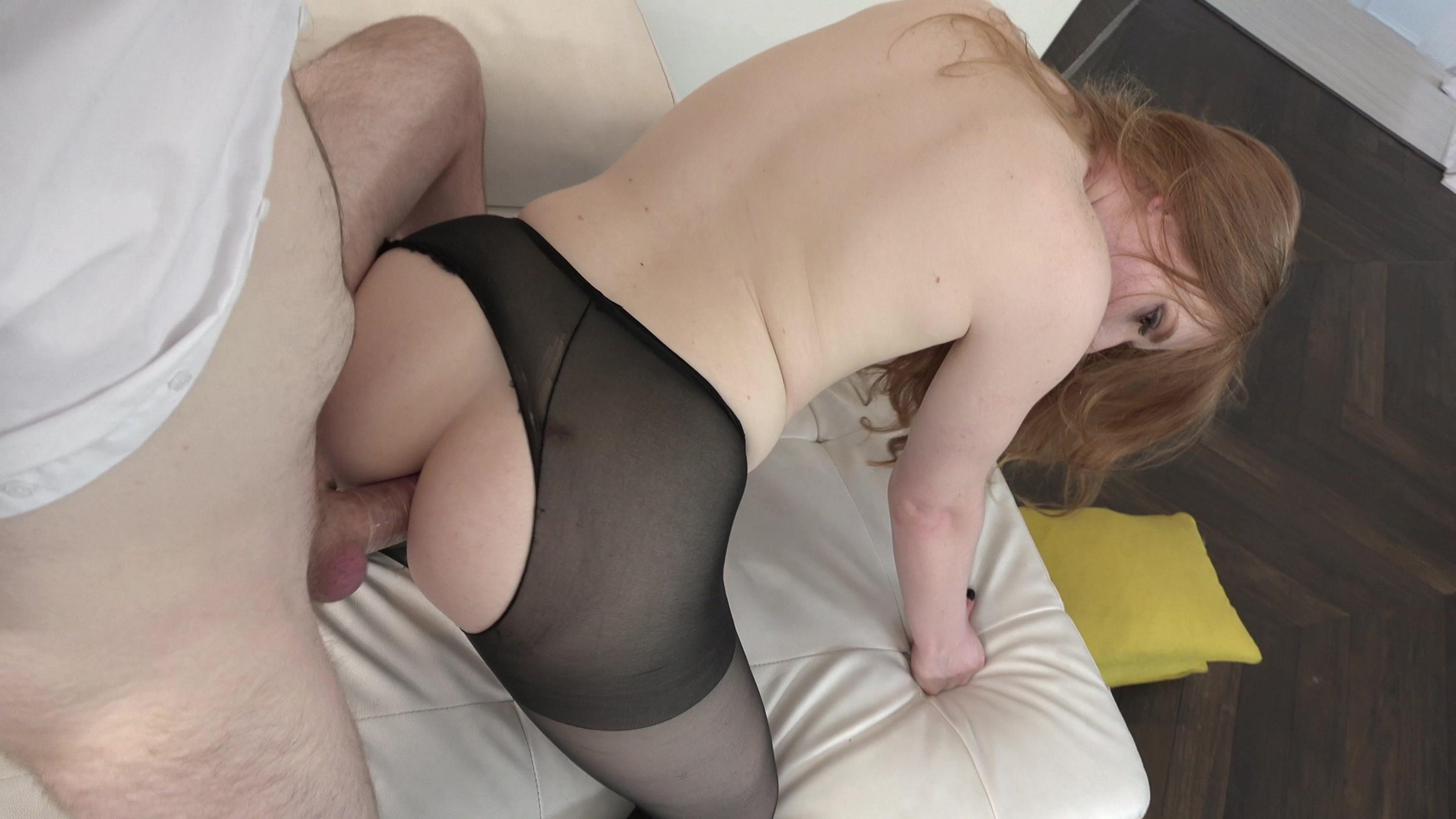 Pantyhose sex ride women