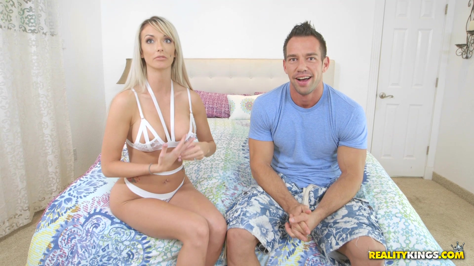 Cock starved 2-3548