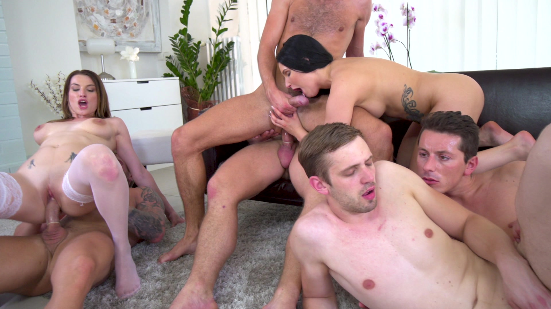 straight guy blowjob