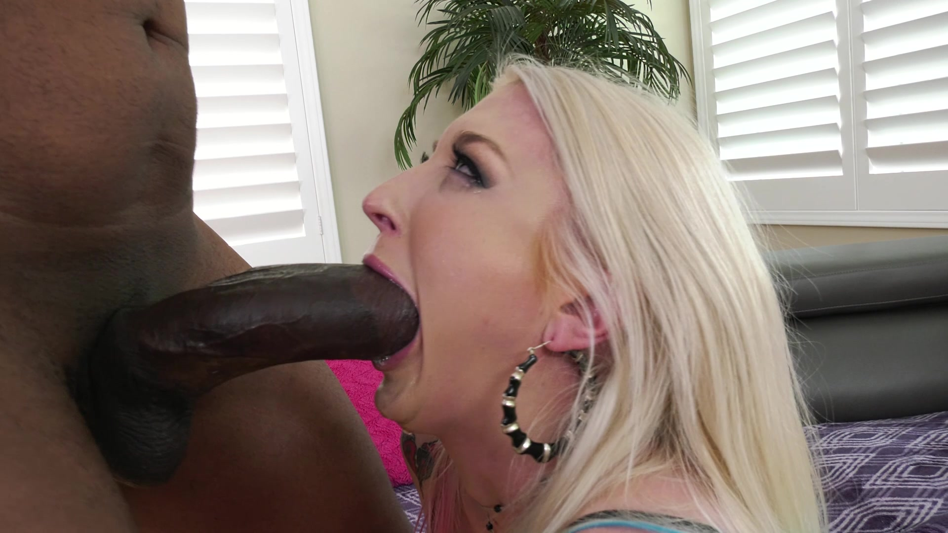 These white girls crave black cocks up their asses