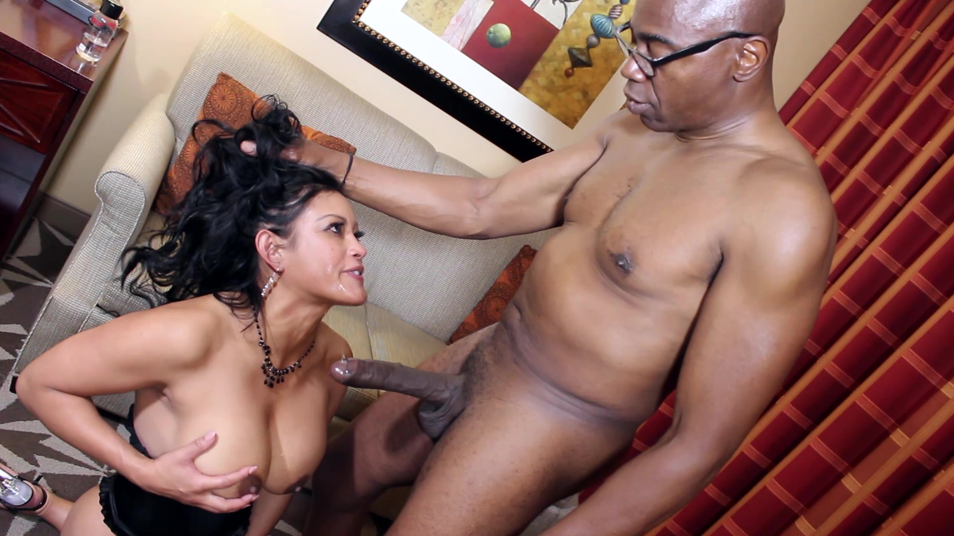 Interracial japanese with african