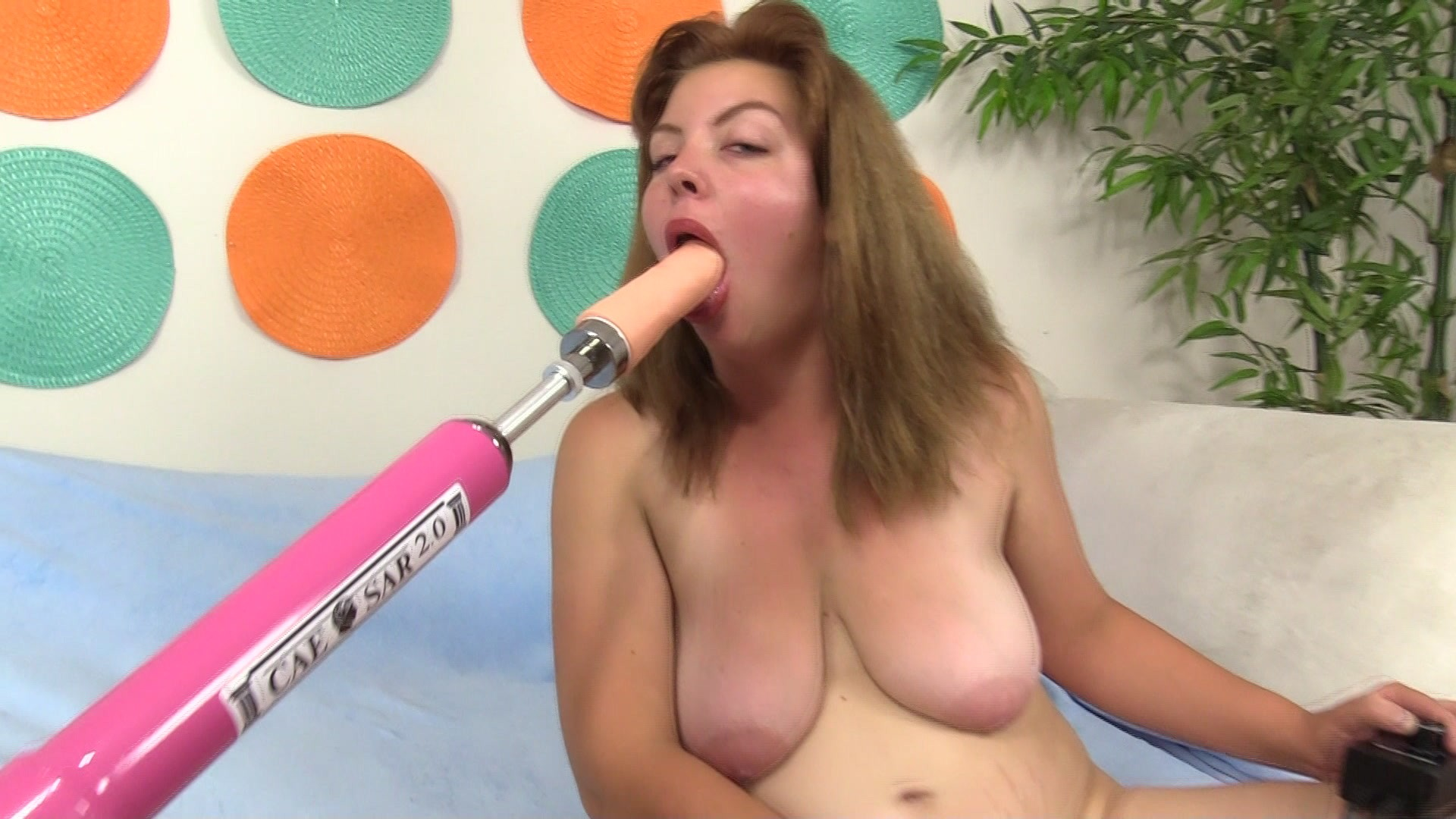 Free Video Preview image 2 from BBW Fuck Machine