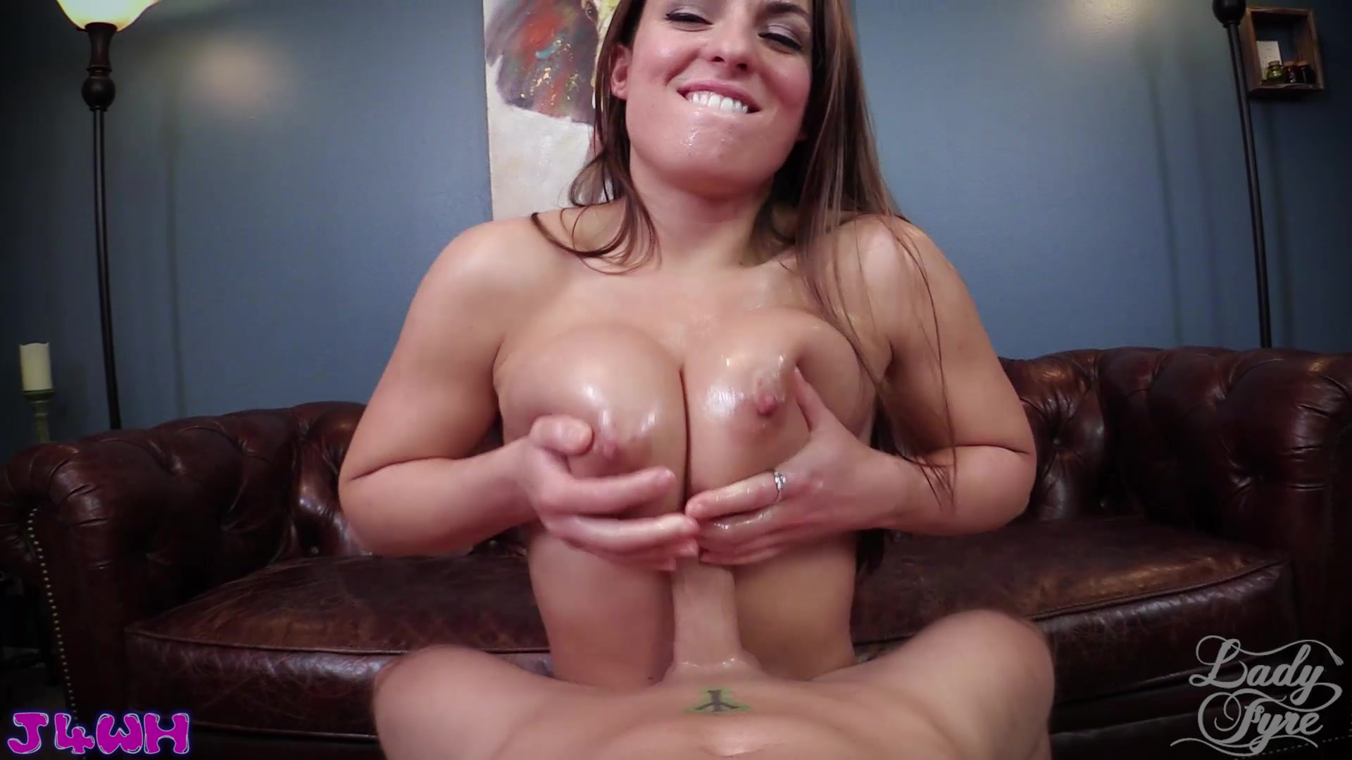 Juggs For Wiener Hugs - Mallory Sierra  Lady Fyre -2623