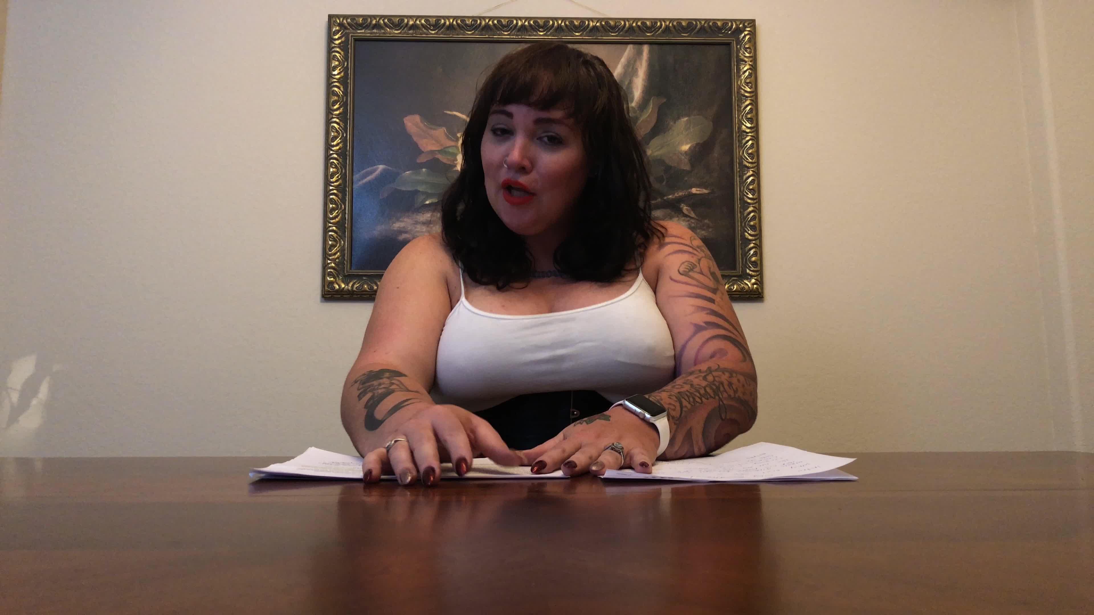 Michelle Austins Come avere un sesso orale con una transessuale-4400