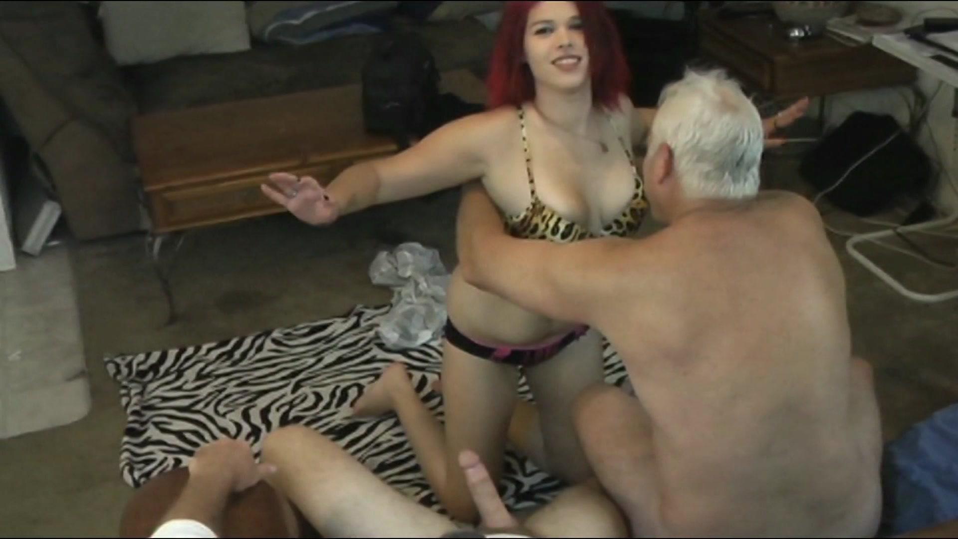 Lesbian in prison shower