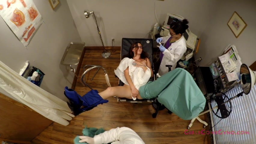 Free Video Preview Image 6 From Doctor Tampas Girls Gone Gyno