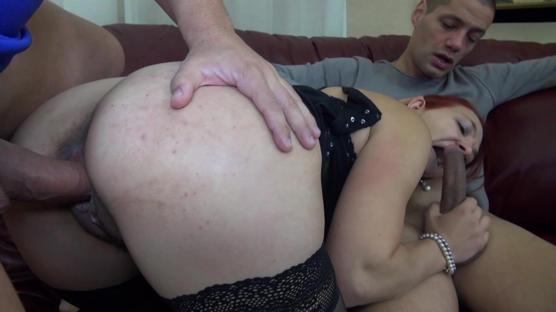 2 Cocks In 1 1 butt for 2 dicks | abricot production | sugarinstant