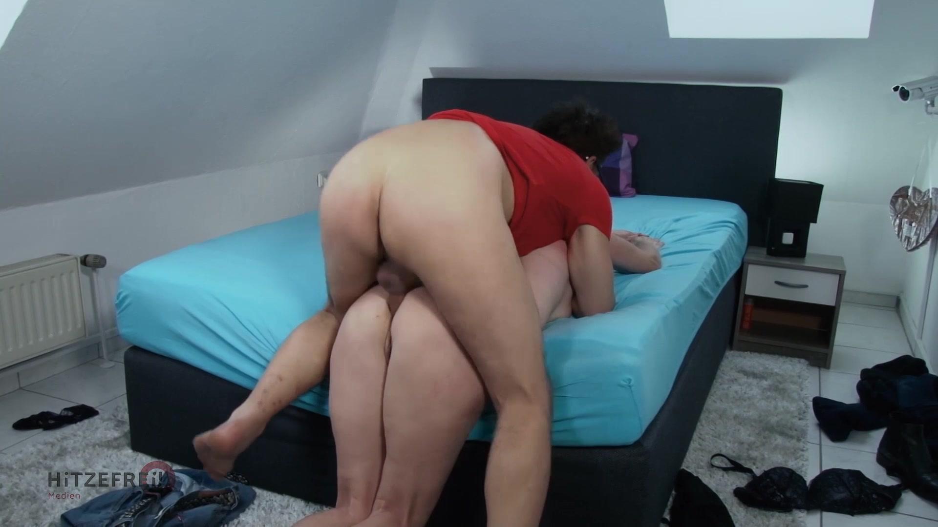 German mature dirty tina has her ass fucked