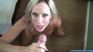 Jodi West - A creampie for step mommy image two