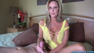 Jodi West - Too Good a Handjob image three