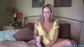 Jodi West - Too Good a Handjob image one
