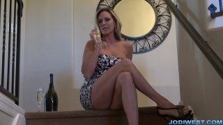 Jodi West - New Years Dirty Talk image one