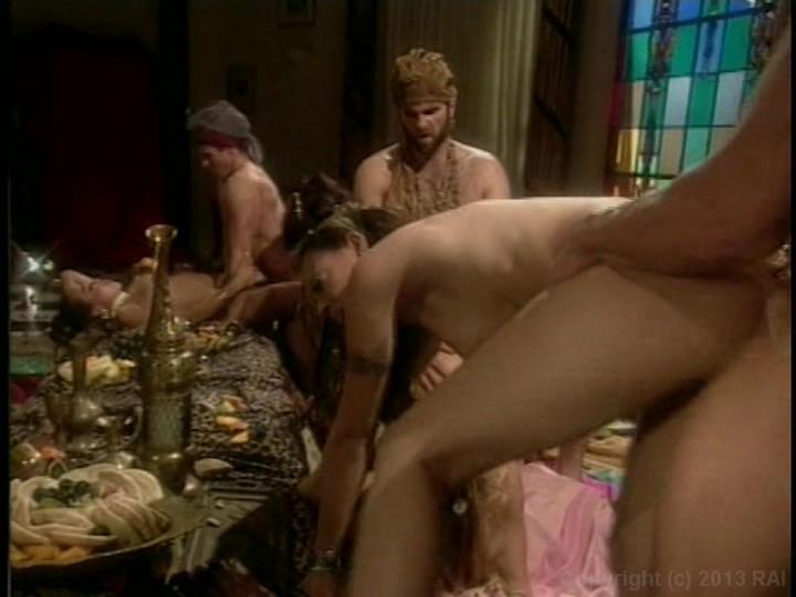 Hollywood orgie