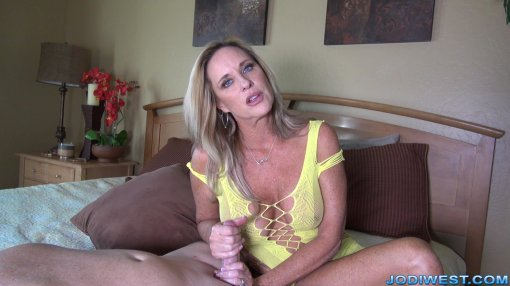 Jodi West - Will I Let You Cum image.