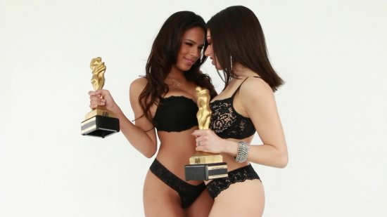 Lesbian POY featuring Darcie Dolce & Autumn Falls