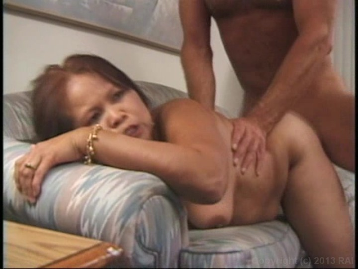 Hot young couple try anal sex