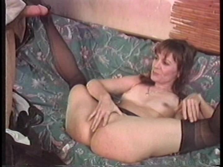 Kinky mature pussy