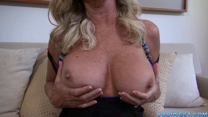 Jodi West - Boobs image.