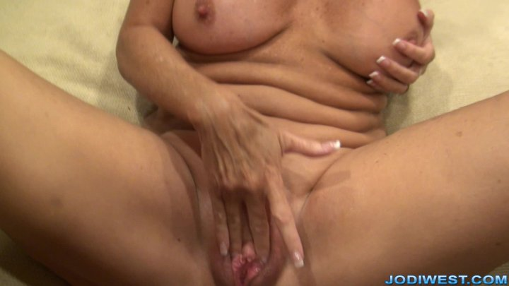 Jodi West - Late Night Orgasm image.