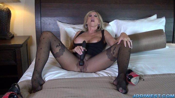 Jodi West - Love Pantyhose image.