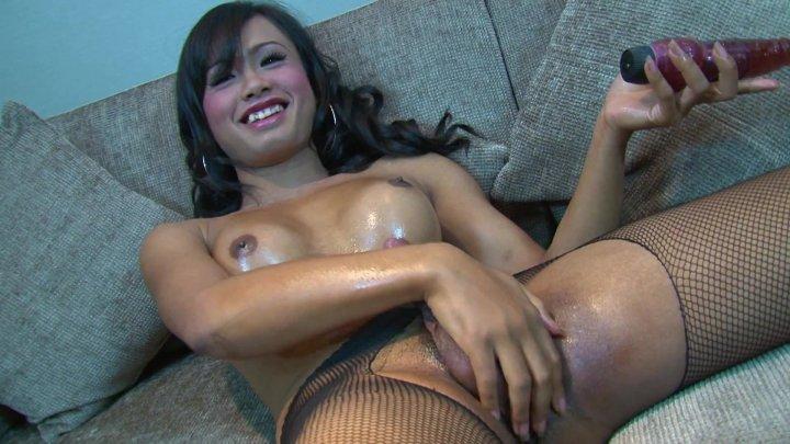 Streaming porn video still #1 from Ladyboy Strokers #5