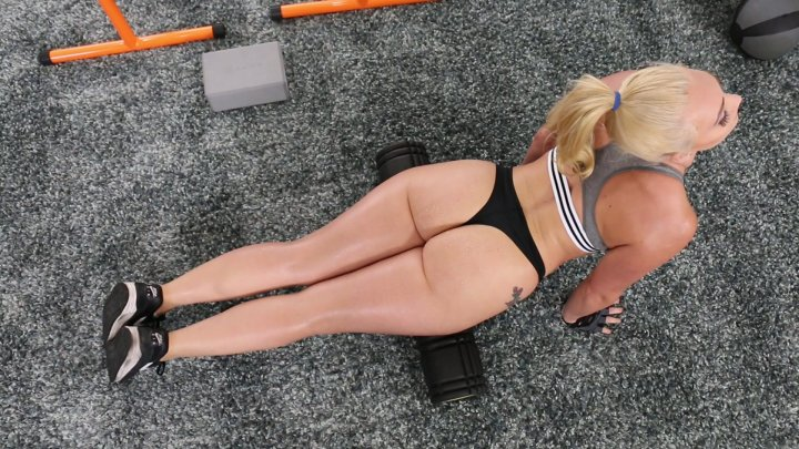 Streaming porn video still #1 from Anal Workout 4