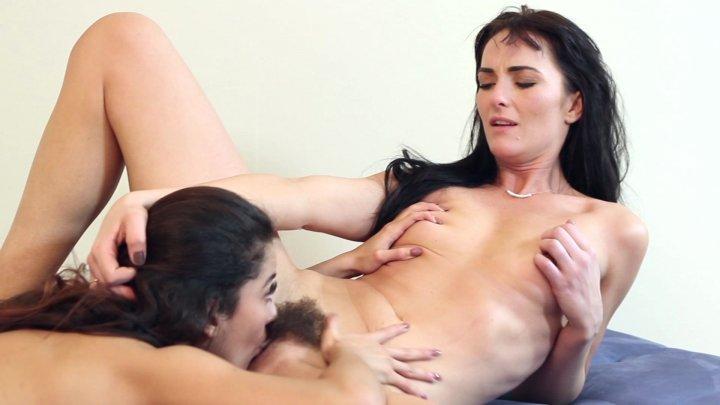 Streaming porn video still #1 from Evil Lesbian Stepmother