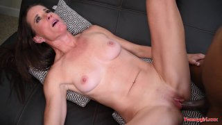Streaming porn video still #3 from Cuckold by Phone: Smoke My Pole