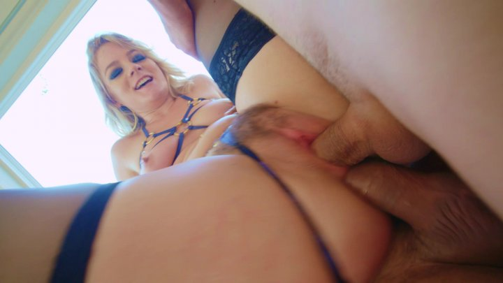 Streaming porn video still #4 from Double Anal Divas