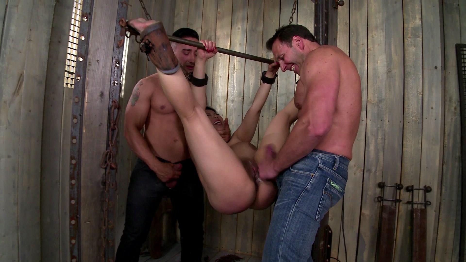 Naked boys and girls bondage speedo