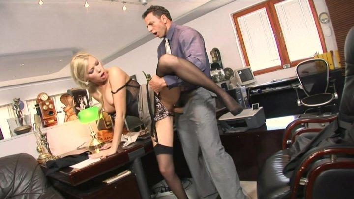Streaming porn video still #1 from Secretaries 3