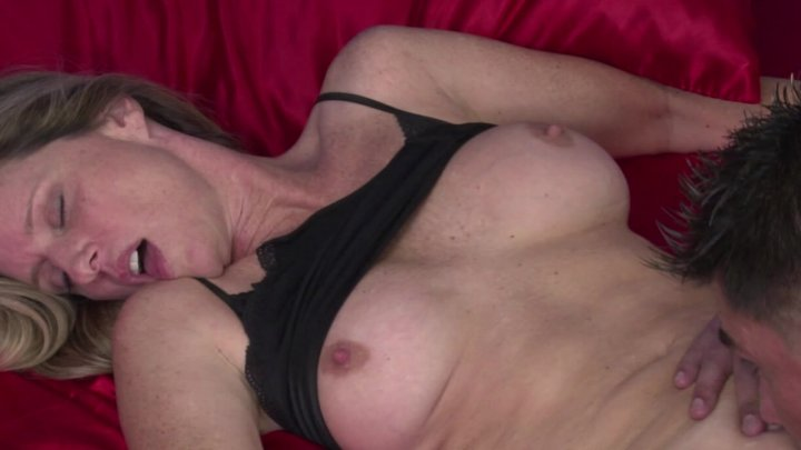 Streaming porn video still #3 from Mommy Fixation #2, A