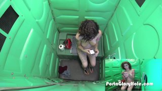 Streaming porn video still #4 from Real Public Glory Holes 8