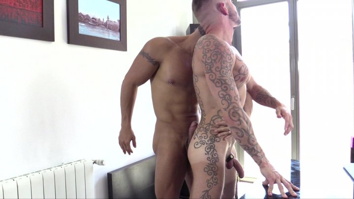 Streaming porn video still #1 from Athletic Stallions