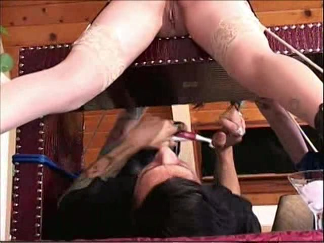 Streaming porn video still #1 from Tied and Tickled Madness