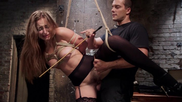 Streaming porn video still #2 from Training Of O: Dani Daniels, The