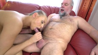 Streaming porn video still #8 from Grandpas vs. Teens #12